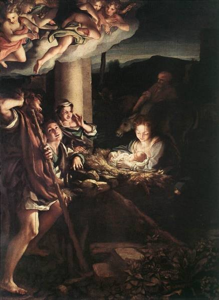 Nativity Holy Night